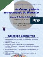 Medicina de Cuerpo y Mente - Presentacion Espanol 8 23 13