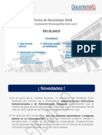 Ejemplo Informe a Sostenedor 2018