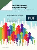 Top Bottom of Leadership Change Phi Delta Kappan 2015 Hargreaves Ainscow 42 8