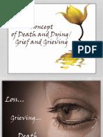 Death x Dying