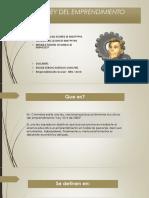 Ley Del Emprendimiento