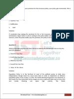 NABARD Grade a & B Previous Year Paper PDF