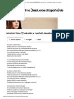 Letra de Doin' Time (Traducida al Español) de Lana Del Rey - LaLetraDe _ Letras de Canciones.pdf
