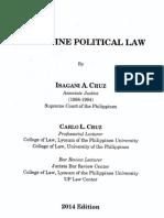Political Law 2014 by Isagani Cruz.pdf