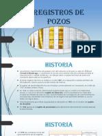 Registros de Pozos Diapositivas