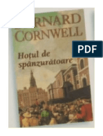 Bernard Cornwell - Hotul de Spanzuratoare