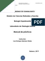 Manual Fisiología Animal