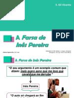 Farsa de Ines Pereira Analise