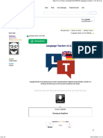 Language Teacher v1.0