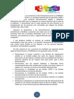 Manifiesto Día Inter LGTBIFOBIA 2019