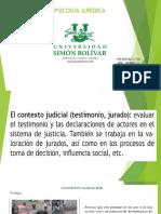 Expo de Judicial