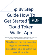 Cloud Token Getting Started Guide Updated 5-19-2019