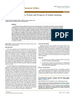 An Analytical Study on Trends and Progress of Indian Banking Industry 2167 0234 1000136
