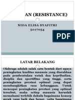 Ppt Tahanan (Resistance)