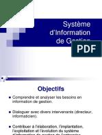 Modélisation des systèmes d'information