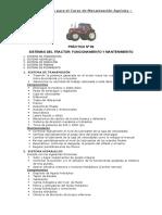 PRACTICA N°6_Funcionamieto y mantenimiento de los sistemas del tractor
