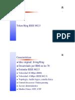 Red Token Ring Resumen
