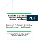 1º Informe Inorganica