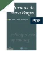 Formas de Leer a Borges o Las Trampas de La Lectura