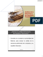 Analisis Estructural y Equilibrio 2019