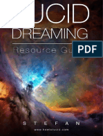Lucid Dreaming Resource Guide