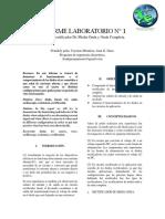 Electronica Informe Lab 1