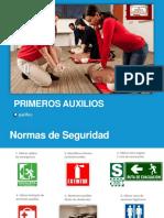 Curso completo primeros auxilios 2019 review