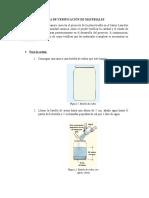 Guía de Verificación de Materiales