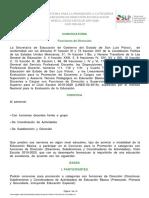 Convocatoria COP DIR EB 19