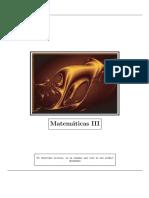 GUIA DE ACTIVIDADES MATEMATICAS III