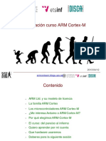 Presentacion ARM Cortex M