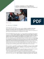 2019 03 06 El Desmadre de La Cultura Ciudadana en TransMilenio