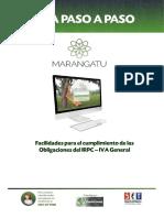 Guías paso a paso  IRPC  IVA General.pdf