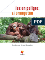 FS SPANISH Gr5 Animals in Danger Orangutans Pages
