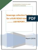 Report Sewerage Design