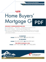 The Complete Mortgage Home Buyers Guide