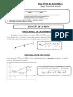 Guía Nº15 - Función Afín - Lineal - Cuadrática - Raíz Cuadrada.pdf