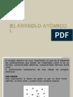 Clase 3 El Arreglo Atómico