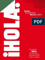 Revista Hola Tarifario 2011