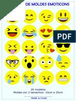 Apostila de Moldes Emoticons (2)