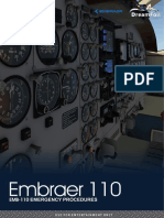EMB 110 Emergency Procedures