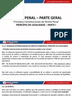 Direito PEnal - Principios Constitucionais - Legalidade II