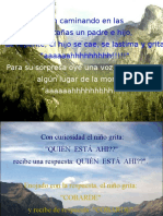ECO DE LA VIDA Cyberplanet Telf. 77446868.ppt
