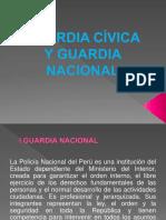 Guardia Civil y Nacional