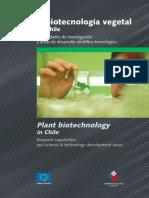 Biotecnologia vegetal en chile
