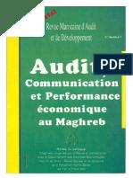 audit et qualité dans le secteur public