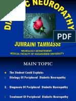 Diabetoc Neuropathy Class International