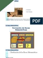 Rocas Metamorficas-yacimientos Peruanos