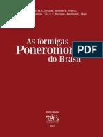 As formigas Poneromorfas do Brasil.pdf