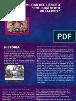 Colegio Militar Del Ejército Diapositivas